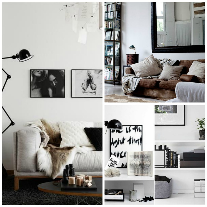 House of silver: living room inspiration