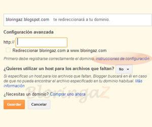 Cómo poner un dominio de NameCheap a nuestro blogger