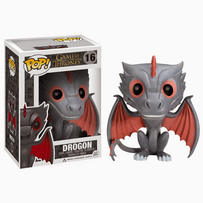 Funko Pop! Drogon