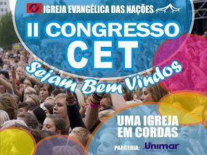 II Congresso CET