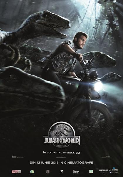 Jurassic World 2015 online subtitrat in Romana HD
