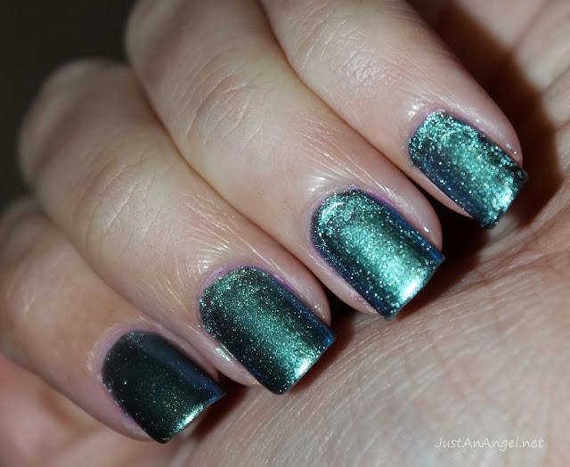 MI-NY Chameleon Turquoise blue