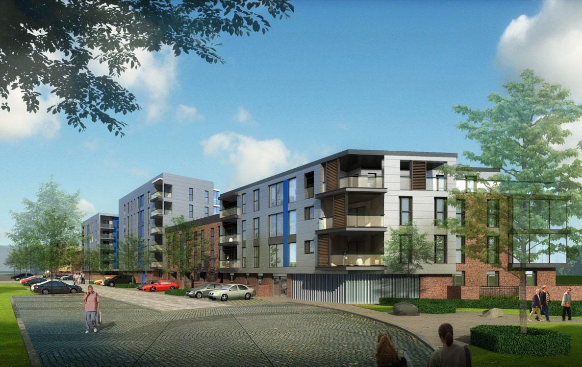Willmott Dixon gets green light for 14.5million third phase oforchard village