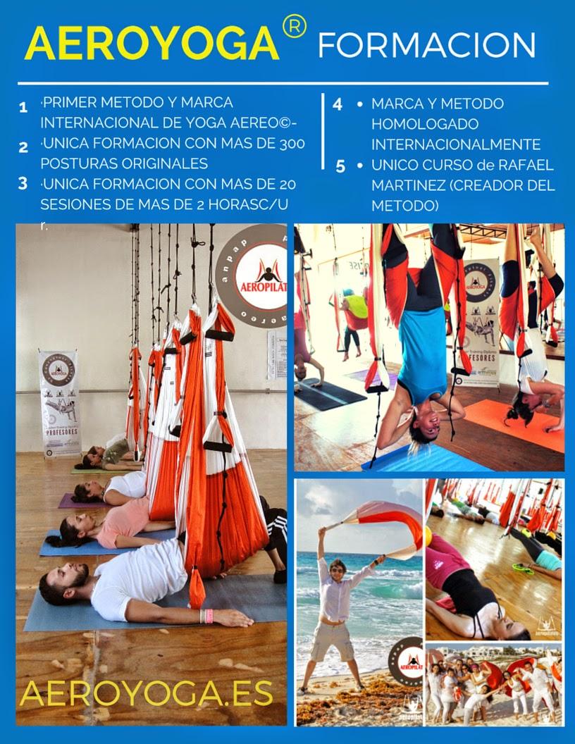 Yoga a reo nuevo xito cursos de la for Aereo barcelona paris