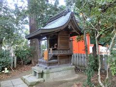 今宮神社:宗像社