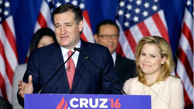 TED CRUZ KNOCKED OUT AND SUSPENDS CAMPAIGN