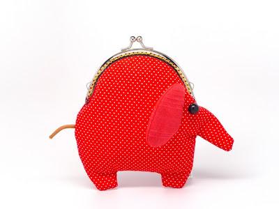 Elefántos péztárca