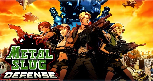 ���� Metal Slug Defense v1.36.1 ����� ����� (�����)