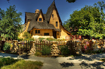 Beautiful Storybook Cottage Homes