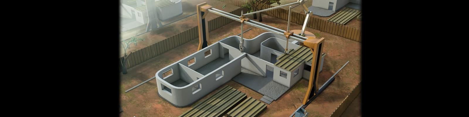 Kikiworld une imprimante 3d pour construire une maison en for Application pour construire une maison en 3d
