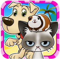 https://itunes.apple.com/us/app/pet-paradise-story/id865975796?ls=1&mt=8​