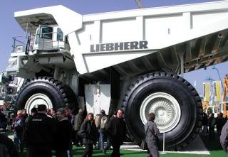 MaT Liebherr 282 B