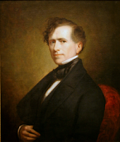 Franklin Pierce most hated president