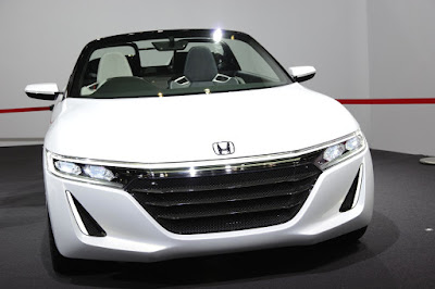 Sophisticated Honda Sports Car 2015