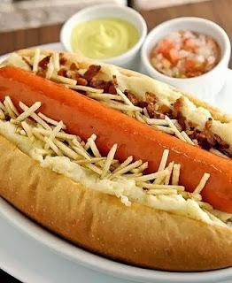 festa tema hot dog