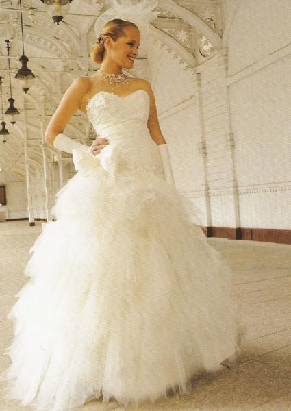 robes de mariage,robes de soirée et décoration: Robe de mariée Tati