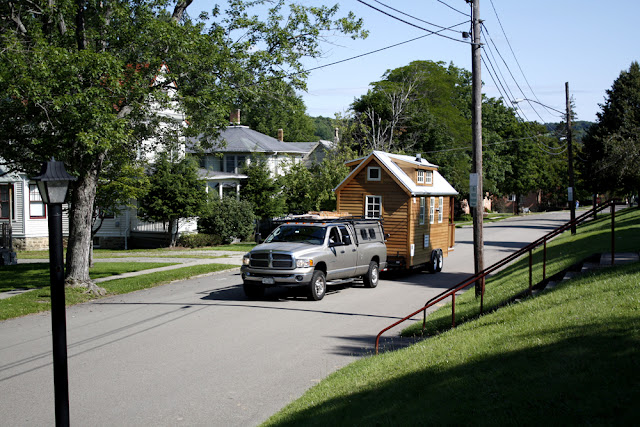 ProtoHaus - Tiny House on Wheels