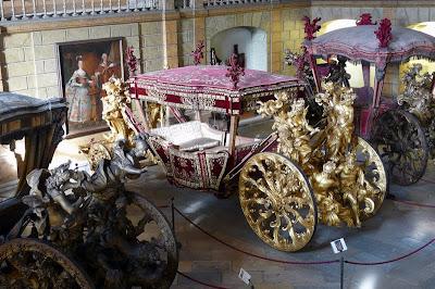 museo coches carro papal Lisboa con niños: 10 lugares para disfrutar