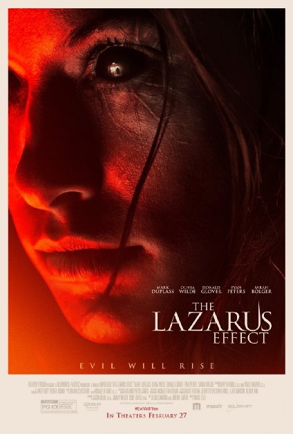 The Lazuras Effect poster