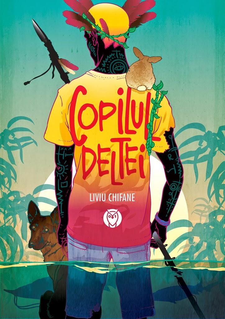 """""""COPILUL DELTEI"""", EDITURA DATAGROUP, TIMIŞOARA, 2014"""