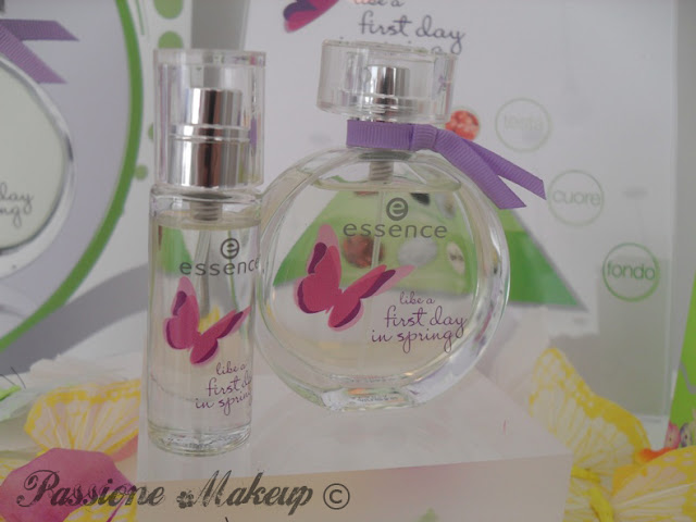 Essence profumo Like a first day in spring