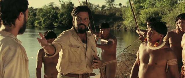 """Imágenes de la película """"Xingu: La misión al amazonas"""""""