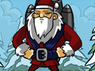 Noel Baba Roketi Oyunu