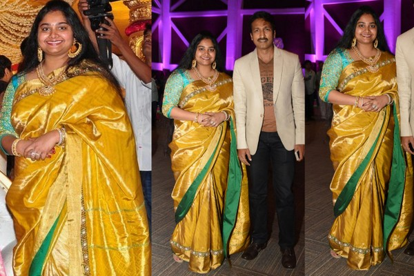 Ghattamaneni Bobby Priyanka Wedding