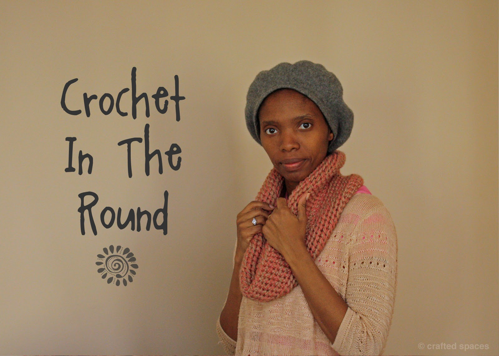 Crochet Patterns In The Round : Crafted Spaces: Crochet In The Round
