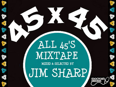 Jim Sharp - All 45's Mixtape