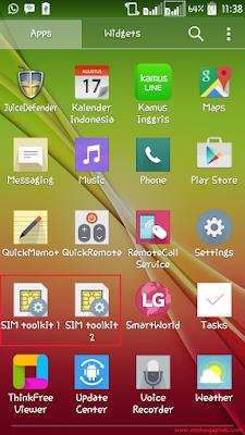 Cara Mudah Transfer Pulsa Telkomsel di Android