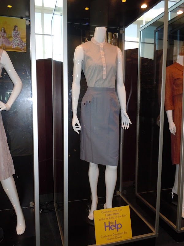 Emma Stone The Help movie costume