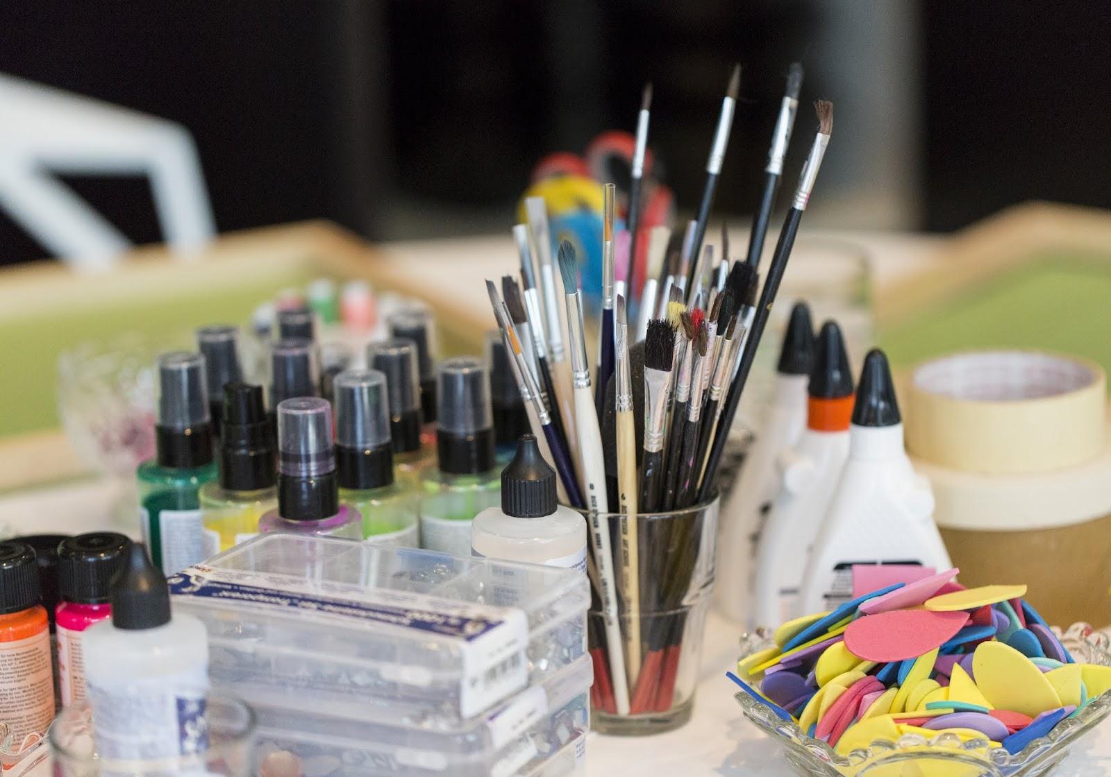 Alverde Beauty Werkstatt - Kreatives Gestalten