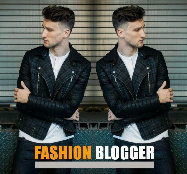 Marcel D Floruss Fashion Blogger