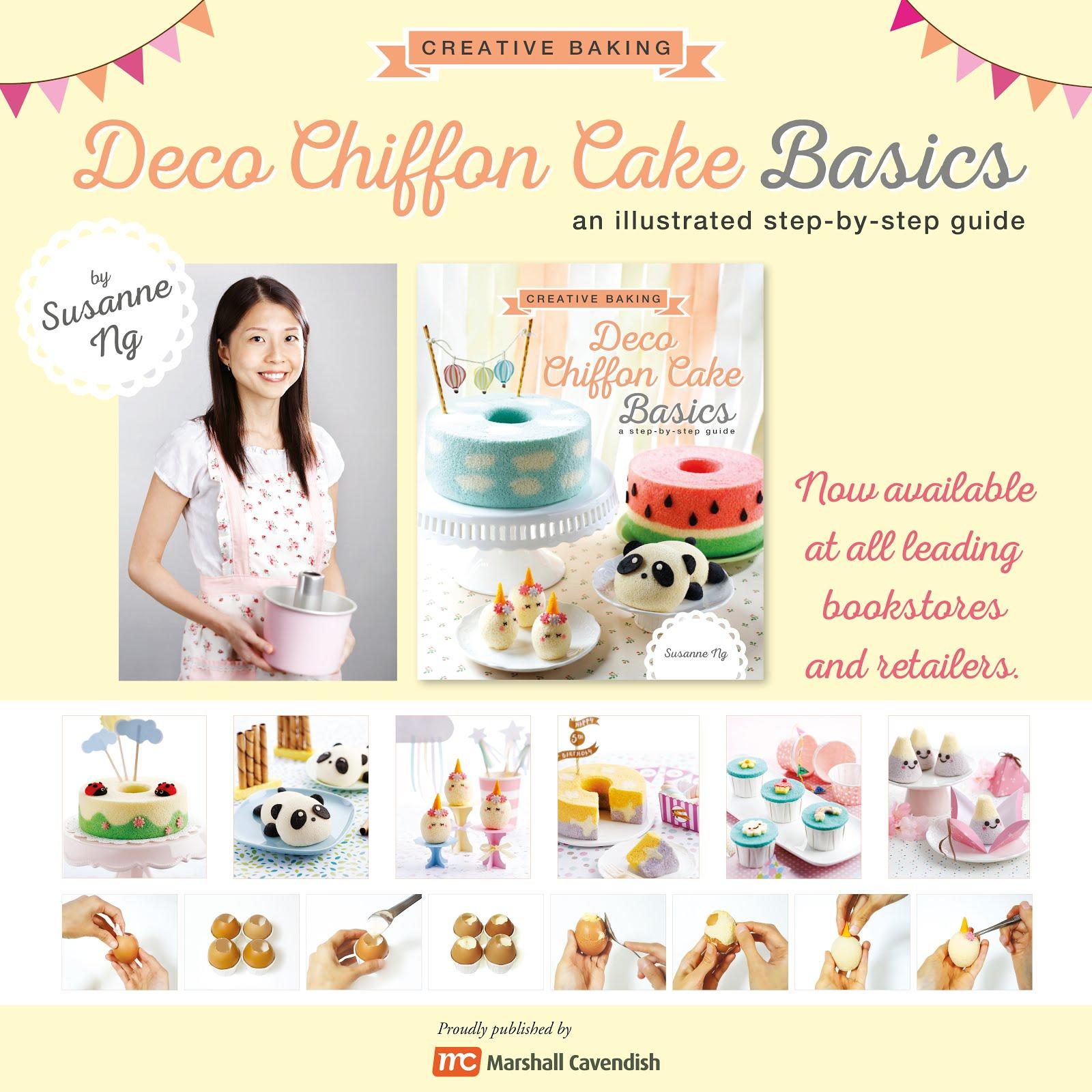 Deco Chiffon Cake Basics