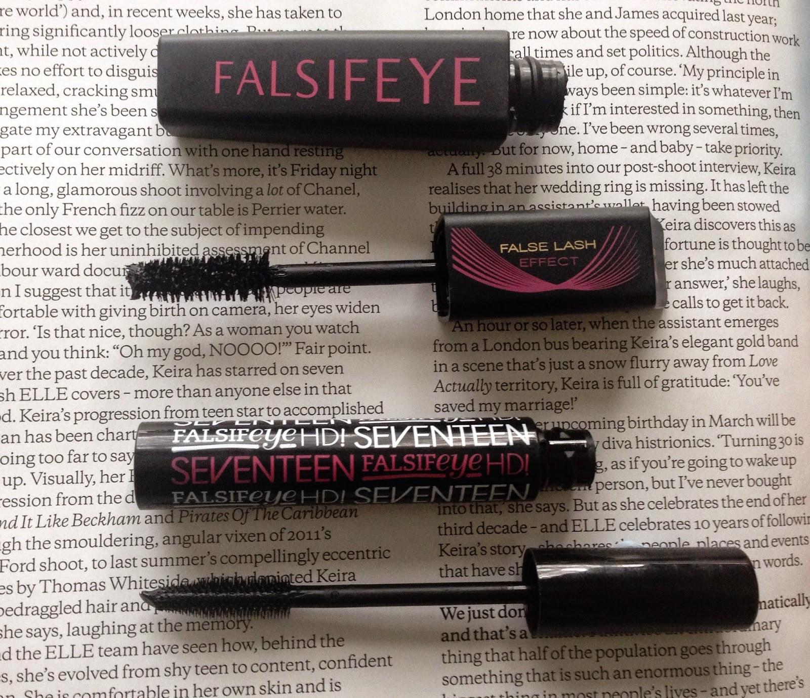 Seventeen Falsifeye Mascara