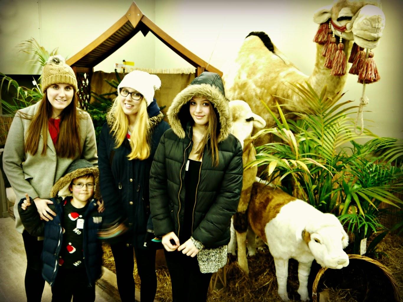 Wyevale Garden Centres, Christmas