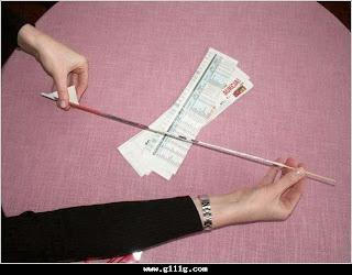 ورق الجرائد