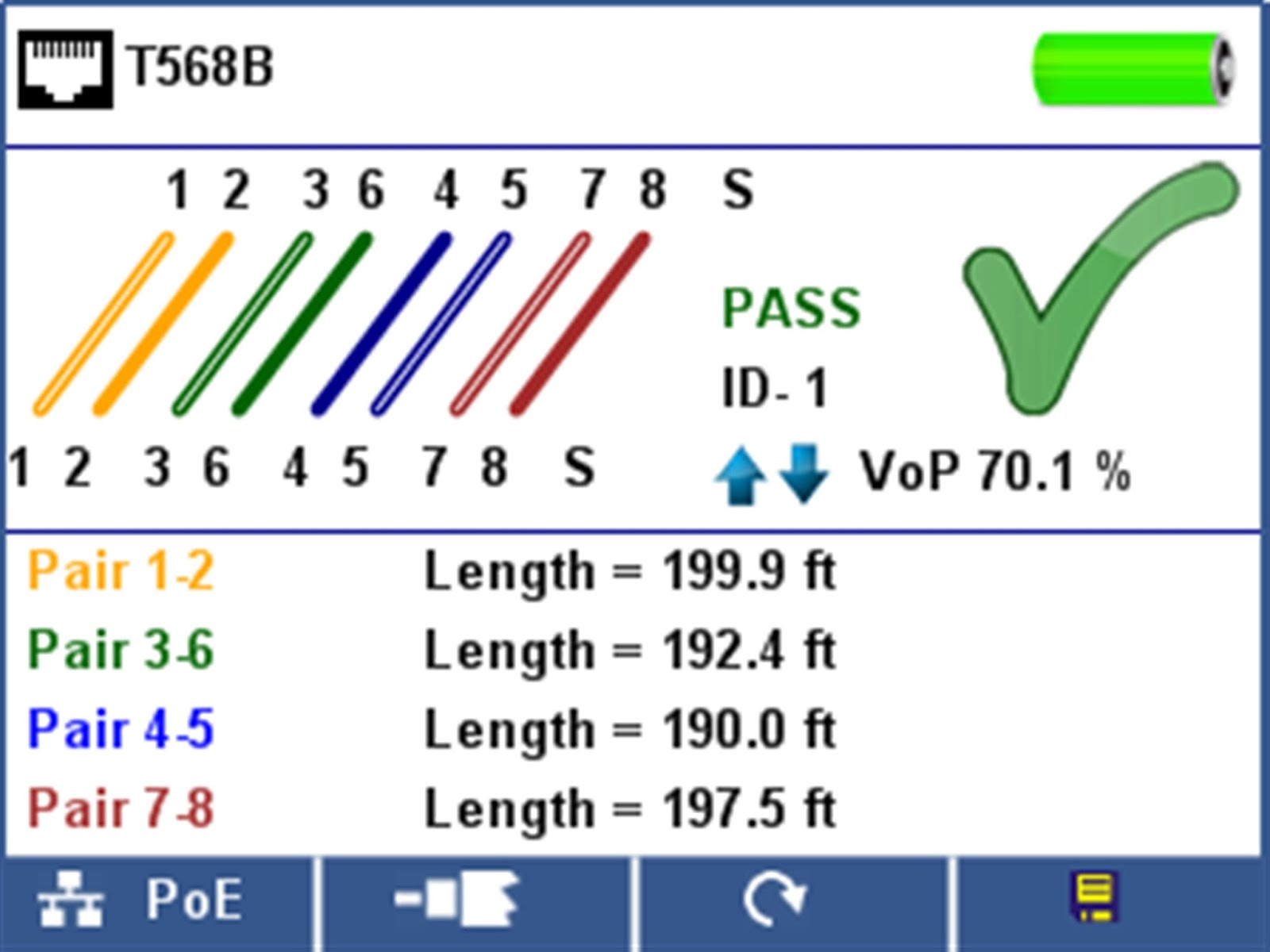 Wiring Cat 6 Pairs - Find Wiring Diagram •