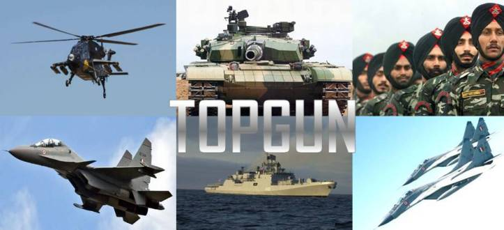 TopGun -  Blog On Indian Defence