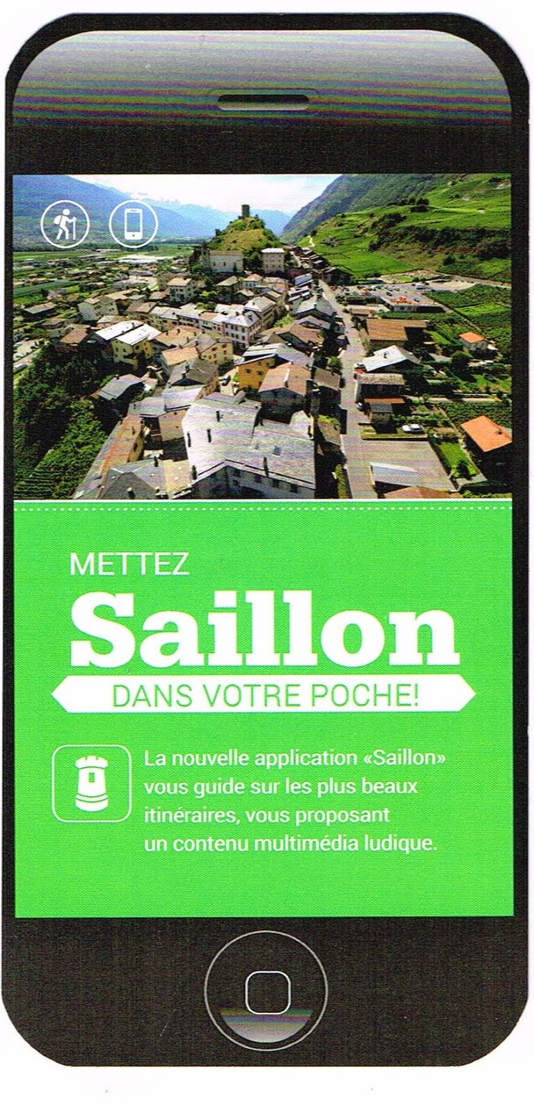 Application Saillon