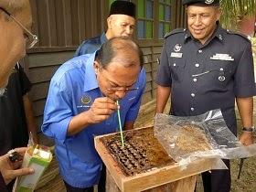 Lawatan Menteri Besar Perak, Datuk Seri Dr Zambry Abdul Kadir