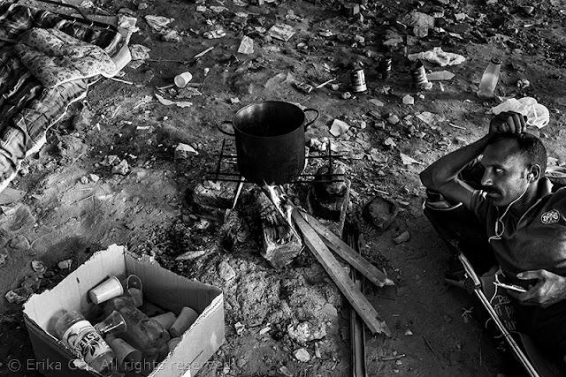 Silos Trieste migrante cucina