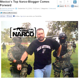 Top Narco-Blogger Comes Forward
