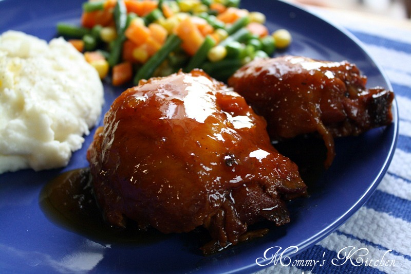 ... Recipes: The Pioneer Woman's Peach-Whiskey Barbecue Chicken {Heavenly