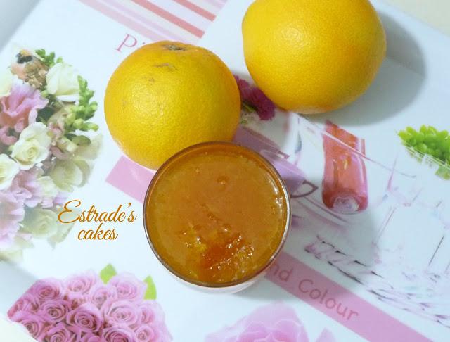 receta de mermelada de naranja 3