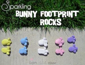 Footprint Rocks