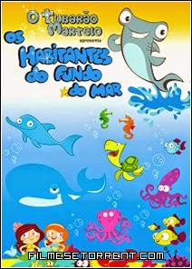 O Tubarão Martelo - Os Habitantes do Fundo do Mar Torrent Dublado