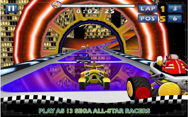 Sonic & SEGA All Stars 2014 Part 1