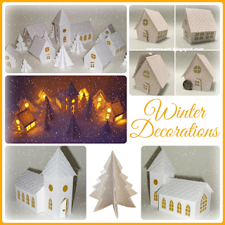 WinterDecorations     wesens-art.blogspot.com